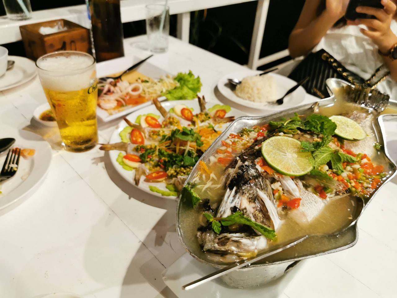 Koh Change Seafood